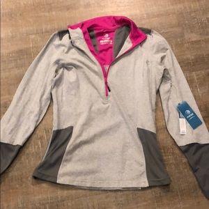 MPG performance pullover jacket